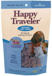 Puppy Anxiety: Calm Your Dog with Happy Traveler